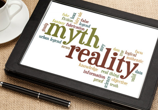 Myth vs reality Ipad